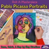 Roll-A-Masterpiece: Pablo Picasso Art History Game