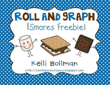 https://www.teacherspayteachers.com/Product/Roll-and-Graph-Smores-FREE-223022