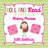 Roll and Read Fluency Phrases {Ultimate Pack}