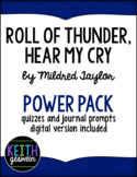 Roll of Thunder Hear my Cry Power Pack:  24 Journal Prompt