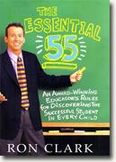 Ron Clark: The Essential 55 (2 Abridged CDs)