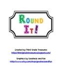 Round It! Game