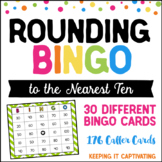 Rounding Bingo to the Nearest Ten