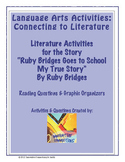 Ruby Bridges Goes to School: My True Story-Reading Activit