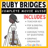 Ruby Bridges Movie Guide (Teacher Created)