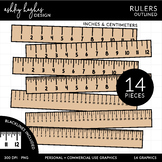 Rulers {Graphics for Commercial Use}