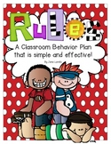 Rules (A Classroom Behavior Plan that is simple and effect