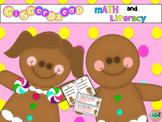 Run Run with the Gingerbread Man and Gingerbread Girl