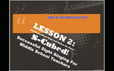 Lesson 2 S-Cubed! Successful Sight Singing for Middle School