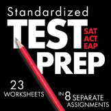 S.A.T. A.C.T. Test Prep Skills to Help College-Bound Stude