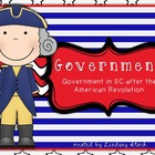 SC Government Unit: PowerPoint, lesson plans, activity she