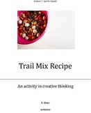 SCAMPER a Trail Mix