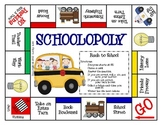 SCHOOLOPOLY--Back to School