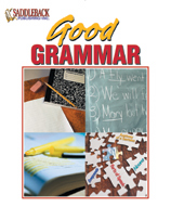Good Grammar Binder (Enhanced eBook)