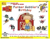 "SECRET STORIES Guided Readers- ""Farmer Gobbler's Birthday"""