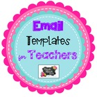 SLP Email Templates for Teachers