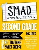 SMAD Math Fact Fluency Program *SECOND GRADE*
