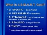 SMART Goals Presentation