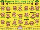 SMARTBoard Attendance - Monkey See!