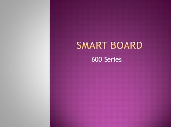 SmartBoard (Powerpoint) For Teachers/Administration