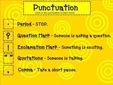 SMARTboard Punctuation