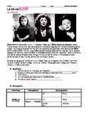 """Valentine SONG PACKET: """"La Vie En Rose"""" Edit Piaf. French"""