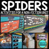 SPIDERS:A Comprehensive Integrated Unit Grades 2-4 {scienc