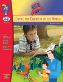 Danny Champion of the World: Novel Study Guide  **Sale Pri