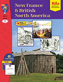 New France & British North America 1713-1800 Gr. 7 (Enhanc