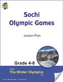 Sochi Olympic Games 2014 Gr. 4-8 Lesson Plan