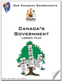 Canadian Government Lessons: Canada's Government  **Sale P