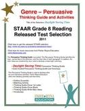 STAAR Release Test Analysis & Activities: Daylight Savings