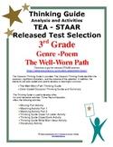 STAAR Release Analysis & Activities: The Well Worn Path, Grade 3