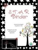 STAR Binder for Intermediate Grades
