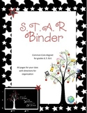 STAR Binder for Intermediate Grades