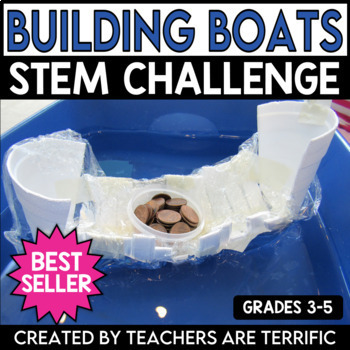 STEM Engineering Challenge: Building Boats
