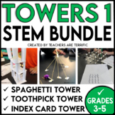 STEM Engineering Challenges: A Bundle of STEM Activities a