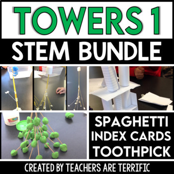 STEM Engineering Challenges: A Bundle of STEM Activities about Towers