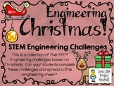STEM Engineering Challenges Pack ~ Engineering Christmas ~