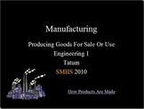 STEM Engineering - History Of Manufacturing