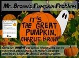 STEM Fall Pumpkin Math Unit