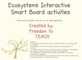 STEM: Science SMARTBOARD*All About Ecosystems* Interactive