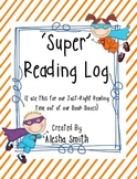 SUPER Reading Log