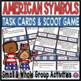 SYMBOLS OF A GREAT NATION CLIP TASK/SCOOT GAME