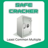 Safe Cracker - LCM Least Common Multiple - Math Fun!