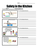 Safety in the Kitchen (common safety scenarios)