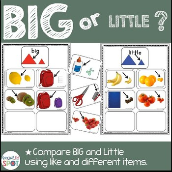 Big or Little Book