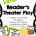 Sample FREEBIE!  Original Reader's Theater Play for Litera