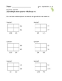Sample pack of math and spelling worksheets for grades 7 to 8