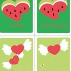 San Valentine Cards in Spanish